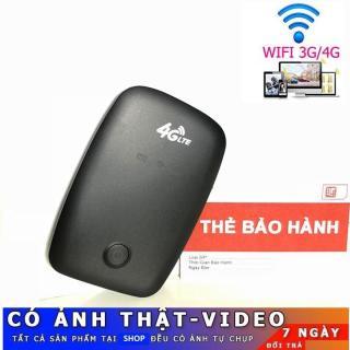 Bộ phát wifi di động3g 4g Mf925 - Cục phát wifi cực tốt phát wifi từ sim - TẶNG KÈM SIÊU SIM thumbnail