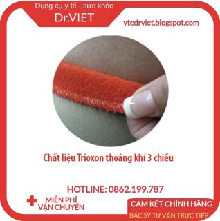 Băng kéo chống căng cơ Thermoskin Nhập khẩu từ Úc- Băng kéo Thermoskin Plantar FXT tránh tình trạng tê chân khi đang ngủ thumbnail