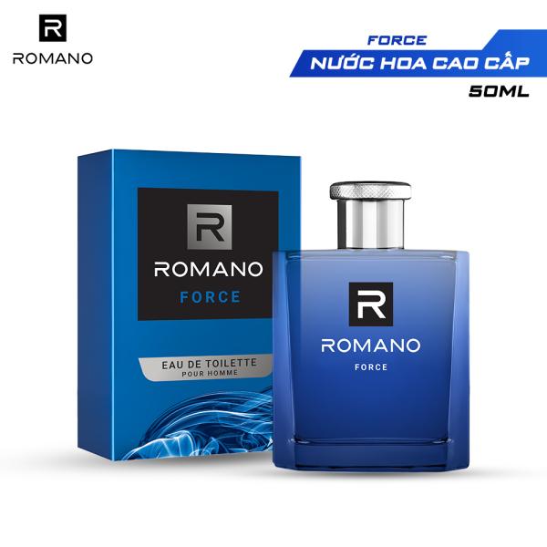 Nước hoa Romano Force 50ml nhập khẩu