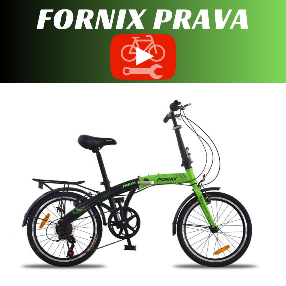Mua Xe đạp thể thao vananh (video hướng dẫn ráp xe đạp gấp Fornix Prava)