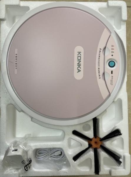 Robot hút bụi thông minh KONKA KC-D11 pin 1500mAh - tự động cảm biến nhanh nhạy - Bảo hành chính hãng 6 tháng