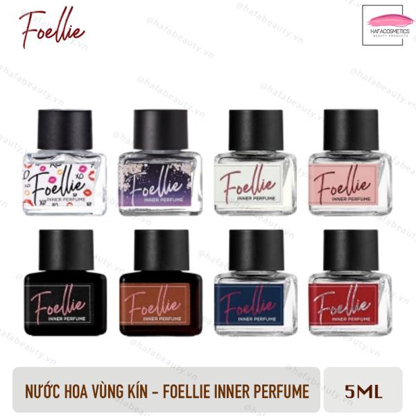Nước Hoa Vùng Kín Foellie Inner Perfume 5ml cao cấp
