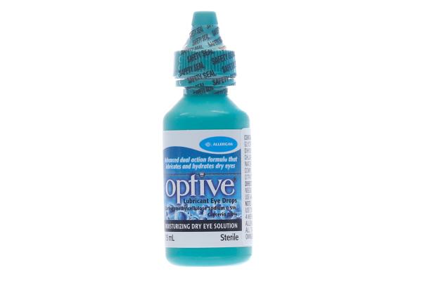 Dung dịch nhỏ mắt Optive chai 15ml