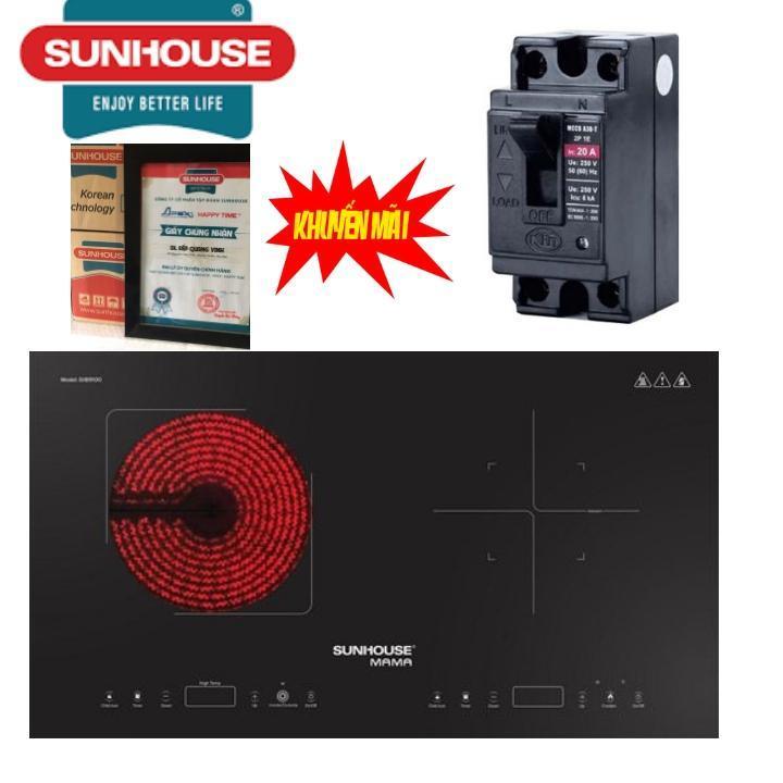 Giá Bếp điện từ sunhouse SHB 9100