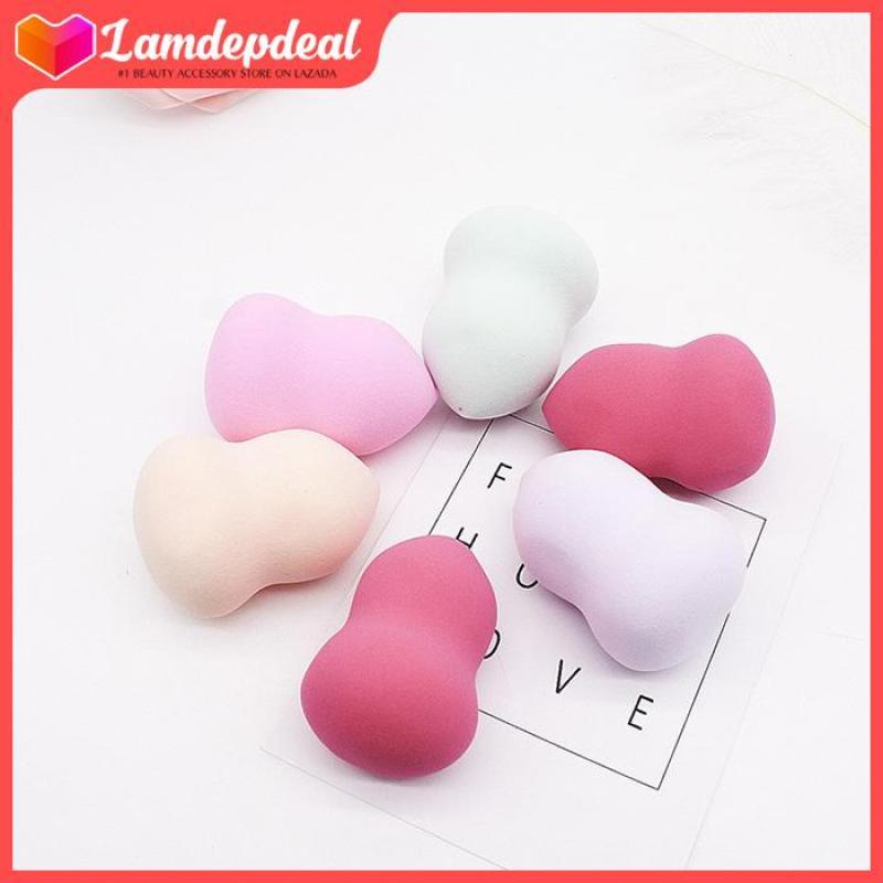 Lamdepdeal - Mút đánh kem nền cao cấp LITFLY SPONGE - Tán mịn kem nhanh, không vón cục - Phụ kiện trang điểm cho bạn gái- Dụng cụ trang điểm. nhập khẩu