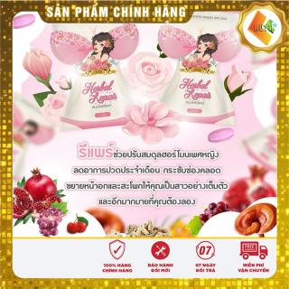 [Hàng - Auth] Nở Ngực Thái Lan Busama [3 gói] ( 1 gói 7 viên ) che tên khi giao hàng tăng nội tiết tố, Tăng vòng 1,Tăng sinh cogalen, trắng da, bổ xung vitamin thumbnail