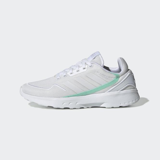 adidas RUNNING Giày Nebzed Nữ Màu trắng EG3698 giá rẻ