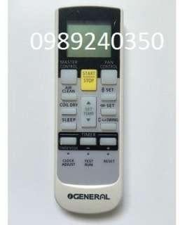 Điều khiển điều hòa General Inverter 1-2 chiều