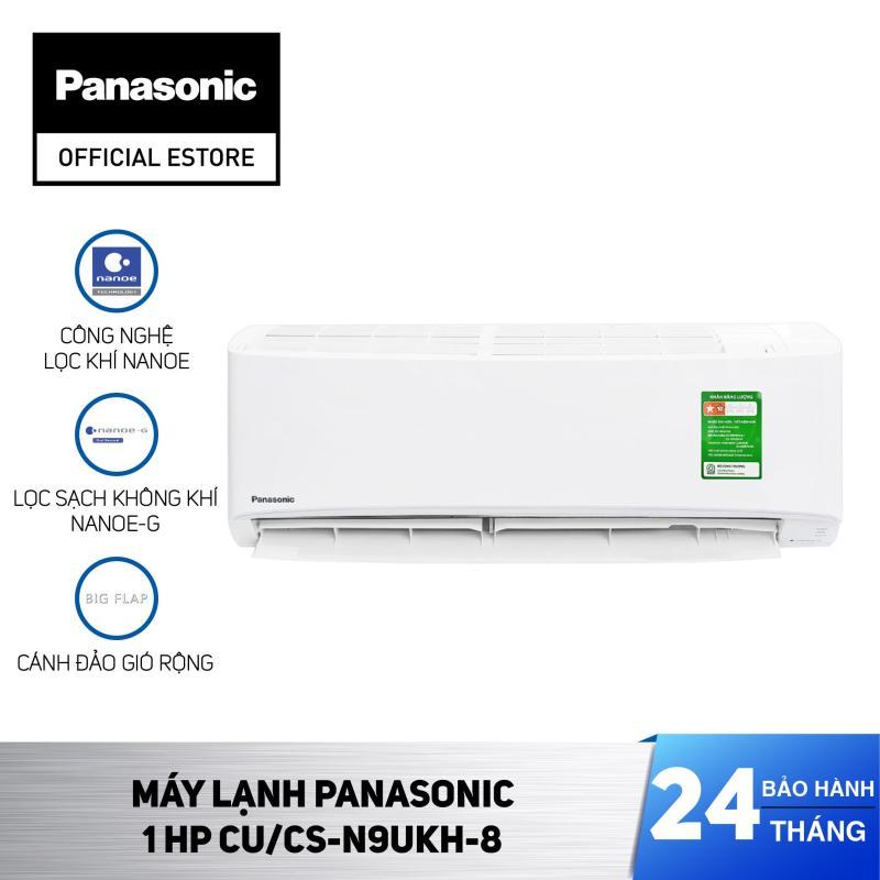 Bảng giá [Chỉ Giao HCM] Máy Lạnh Panasonic 1 HP CU/CS-N9UKH-8 Bảo Hành 2 Năm Hàng Chính Hãng