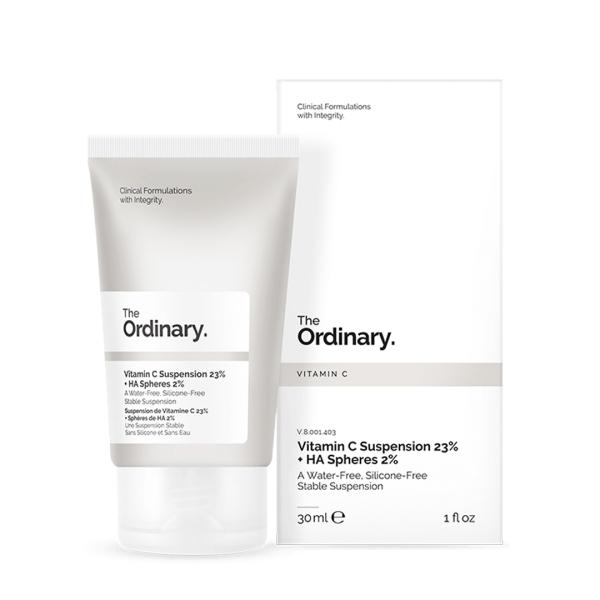 Kem dưỡng sáng da và chống lão hoá The Ordinary Vitamin C Suspension 23% + HA 2% 30ml