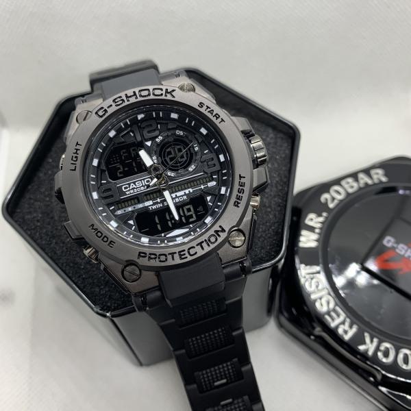 Nơi bán Đồng hồ nam Casio G-shock GTS 8600 Original –Chống nước 3ATM Viền Thép không gỉ, Nam tính, Mạnh mẽ, 55mm, Full box quà tặng hấp dẫn