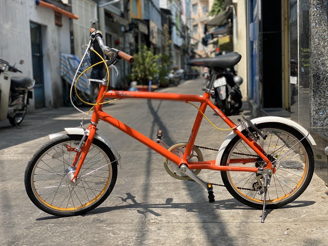 Mua Xe đạp thể thao chất-màu cam độc đáo