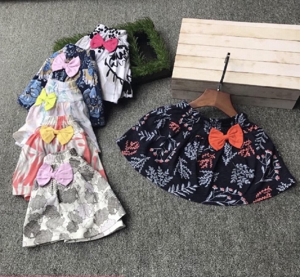 Giá bán COMBO 3 Chân Váy Bé Gái - Hàng Shop Chất Lượng