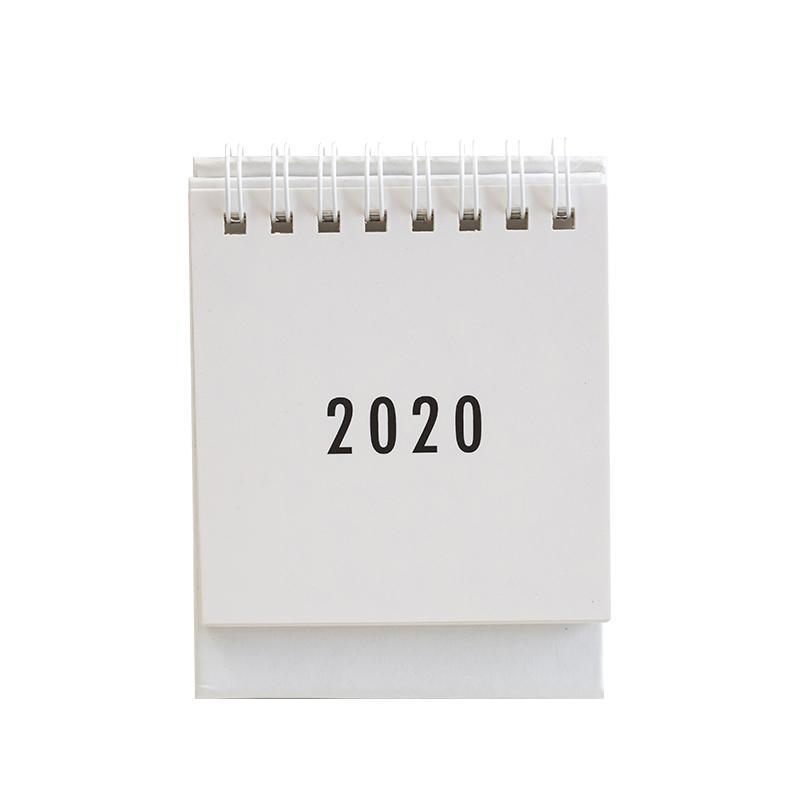 Lịch để bàn nhỏ 2020