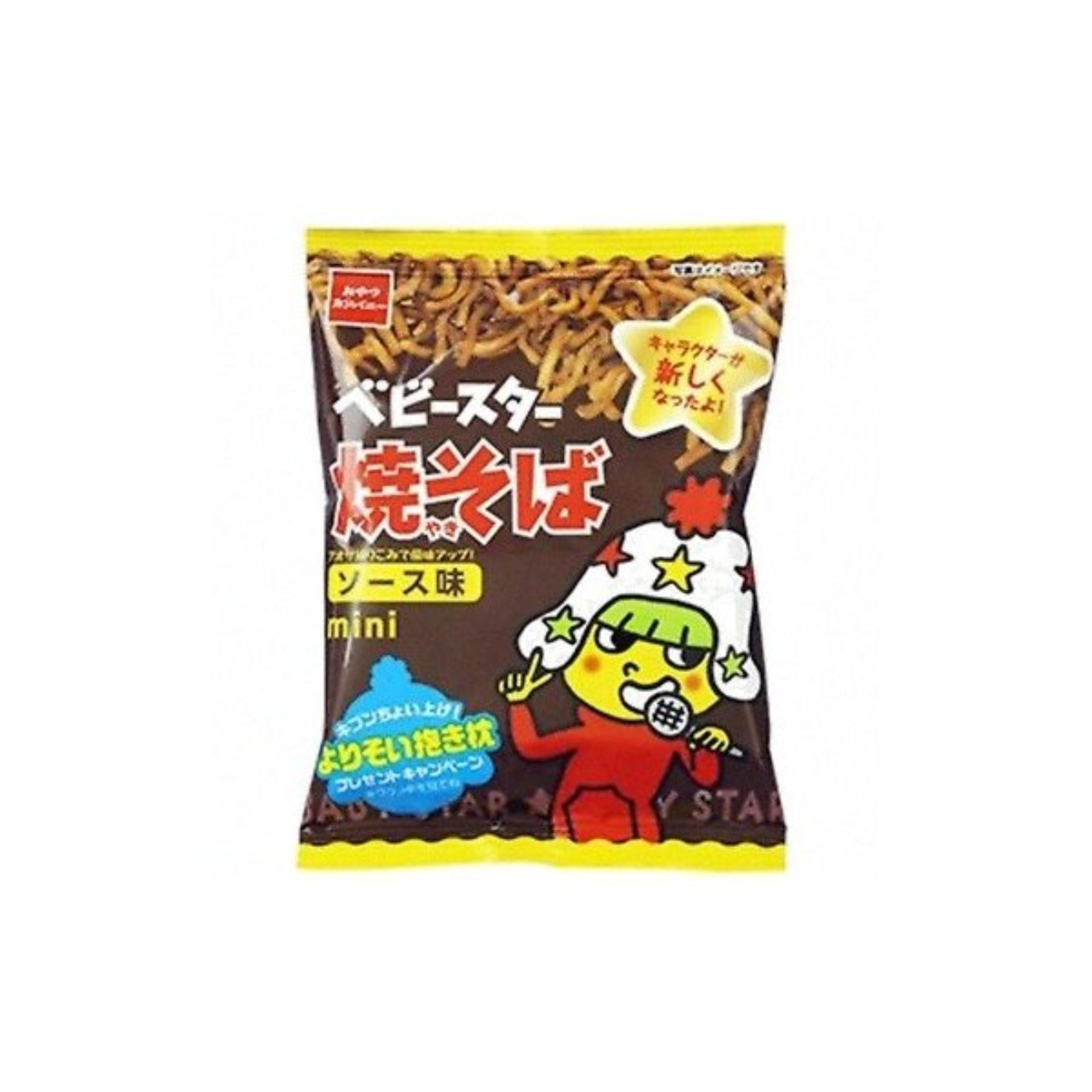 Snack Mini Ramen vị Yakisoba