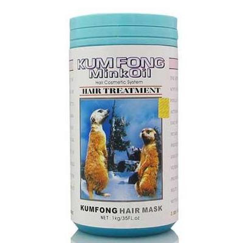 Hấp dầu gấu dành cho tóc khô 1000ml cao cấp
