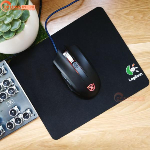 Bảng giá Lót chuột Logitech T1  bàn di chuột  tấm lót chuột  miếng pad lót chuột cho văn phòng Phong Vũ