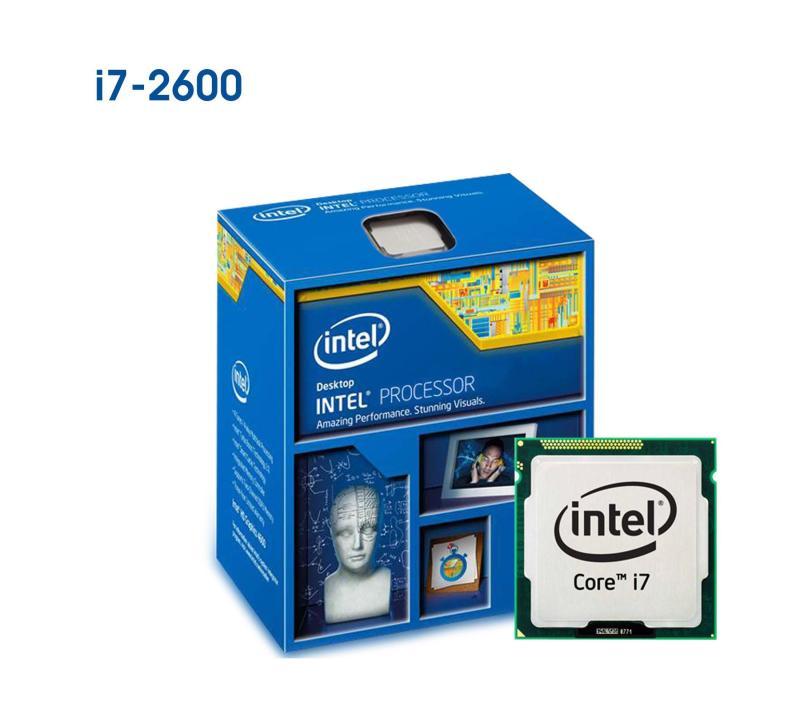 Bảng giá Bộ vi xử lý Core I7 2600 4 nhân- 8 luồng - Loại 2 BH 12 Tháng Phong Vũ
