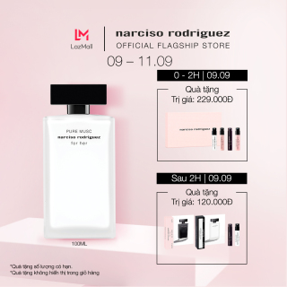 Nước hoa nữ Narciso Rodriguez Pure Musc For Her Eau De Parfum 100ml thumbnail