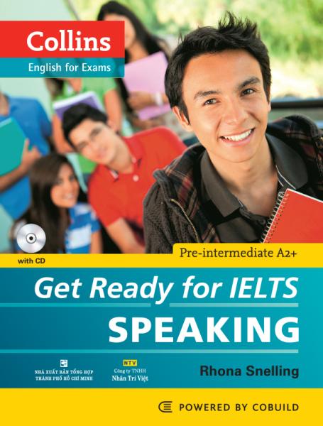Mua NS Minh Tâm - Collins Get Ready for IELTS Speaking