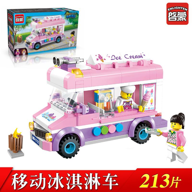 ... Lego 509 Spacecraft space series aircraft model. Source · ENLIGHTEN Building Blocks legao City Car Bus Children's Educational Assembled Toys Boys And ...