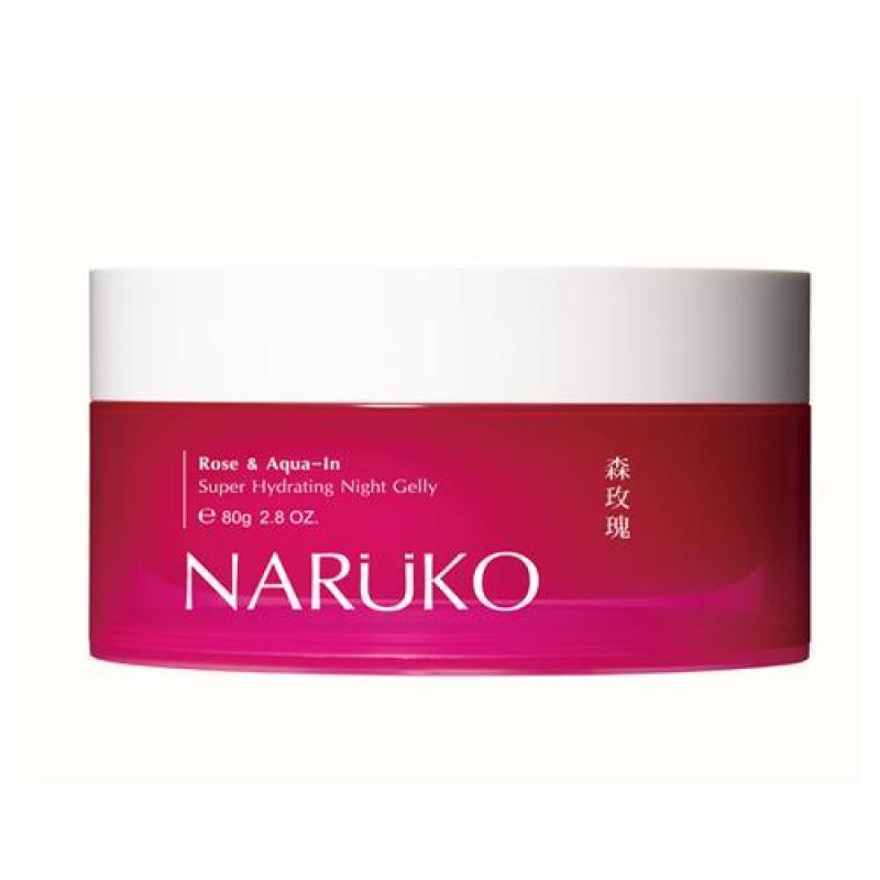 Naruko mask ngủ hoa hồng nhung rừng 80 gr – Naruko Rose and Aqua-In Super Hydrating Night Gelly 80 gr giá rẻ