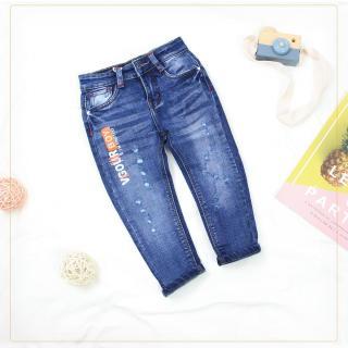 261 - Quần Jeans bé trai ( quần áo trẻ em xuất khẩu ) thumbnail
