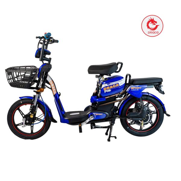 Mua Xe đạp điện DRACA - A9 - Vạn Ích Tân Châu