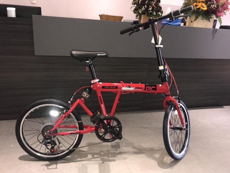Phân phối Xe đạp gấp Phoenix PIC20RFD