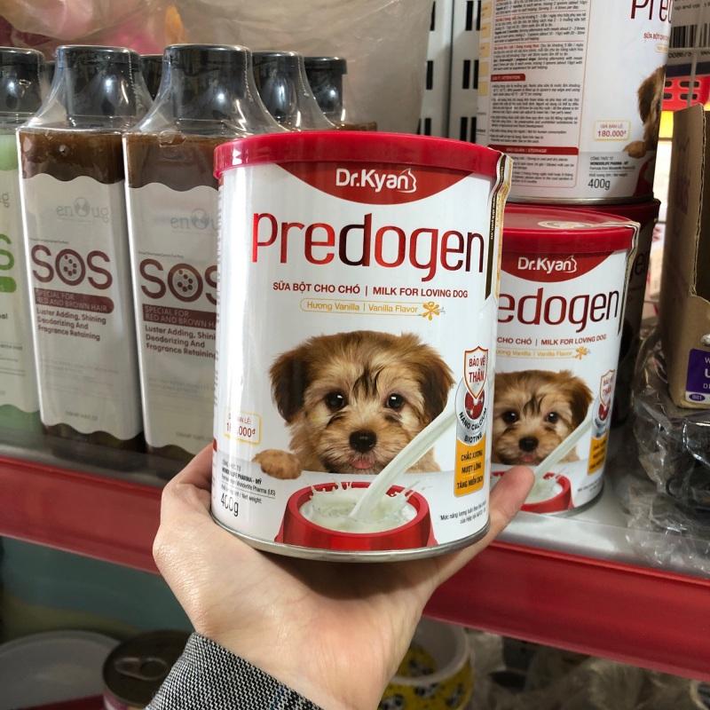 Sữa Predogen cho chó
