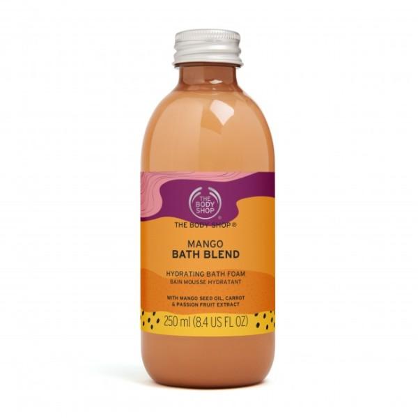 Sữa Tắm Bồn The Body Shop Mango Bath Blend 250ml