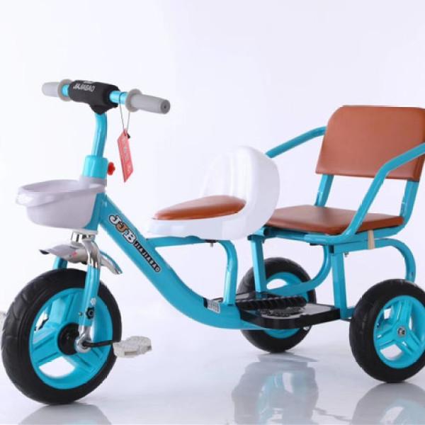 Giá bán Xe đạp 3 bánh 2 ghế xích lô cho bé