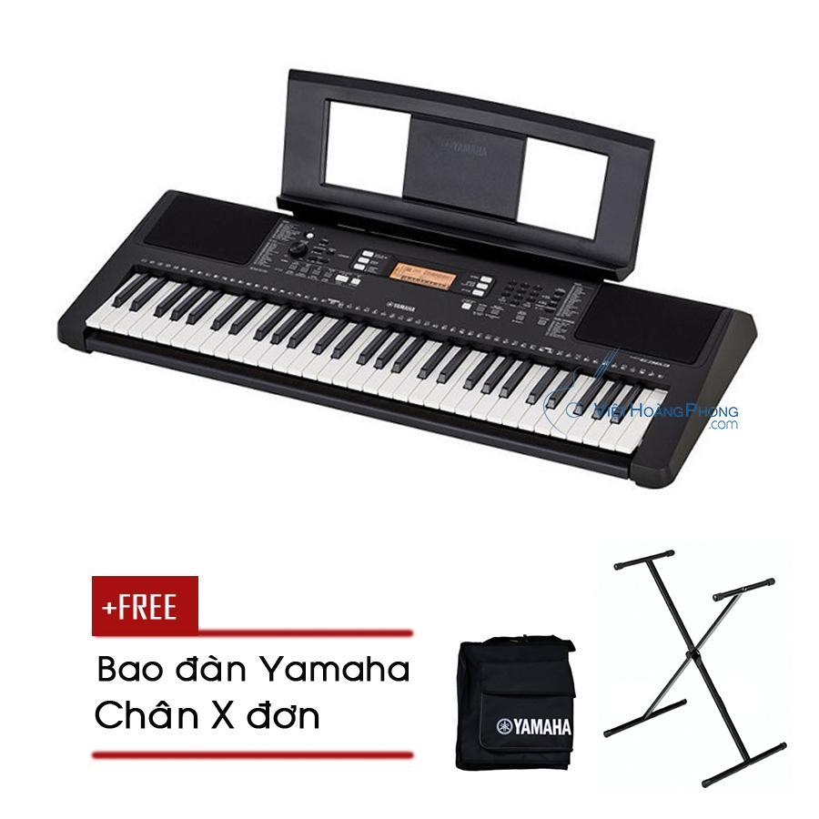 Đàn Organ Yamaha PSR-E363 (Tặng kèm Chân + Bao) - Organ cho người mới học - Việt Hoàng Phong
