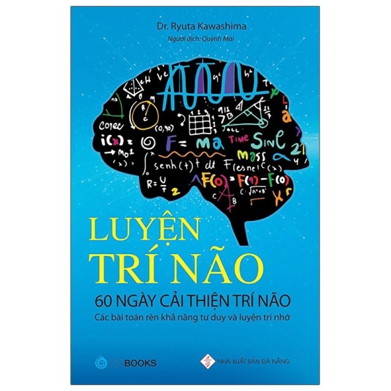 Fahasa - Luyện Trí Não - 60 Ngày Cải Thiện Trí Não (Tái Bản 2020)