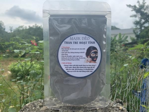 Mask dẻo than tre hoạt tính 100gram