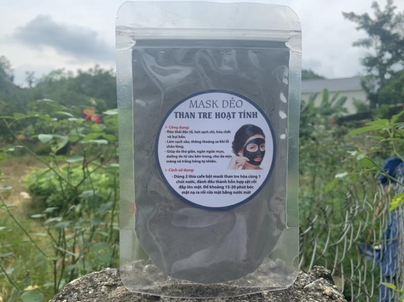 Mask dẻo than tre hoạt tính 100gram giá rẻ