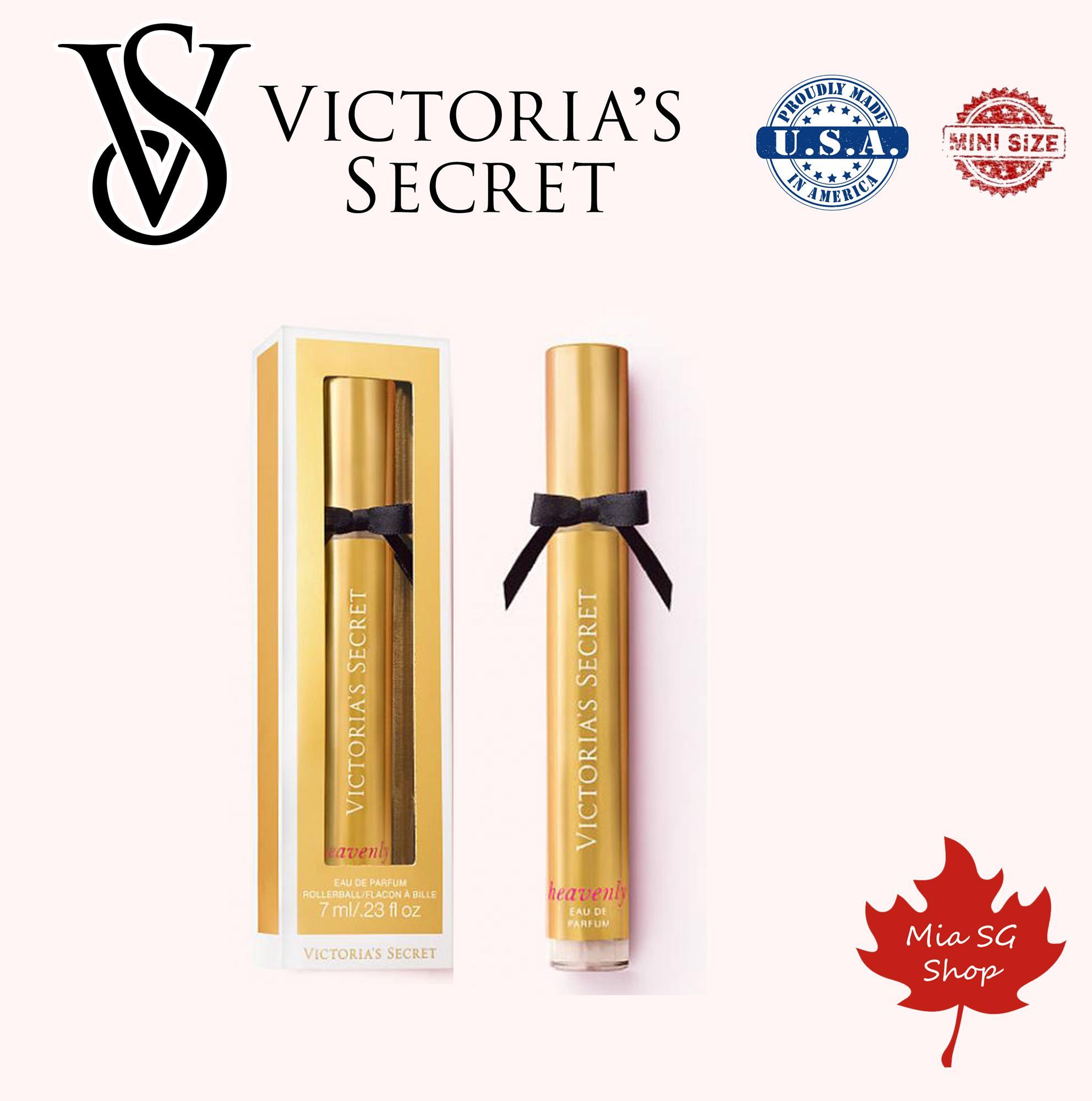 Nước hoa Victoria's Secret Heavenly 7ml (hàng chuẩn Auth, có hình chụp mã Code để kiểm tra hàng, giá gốc 18USD)