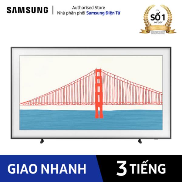 [Trả góp 0%]55LS03A - Smart Tivi Samsung 4K 55 inch Khung Tranh (The Frame 2021) chính hãng
