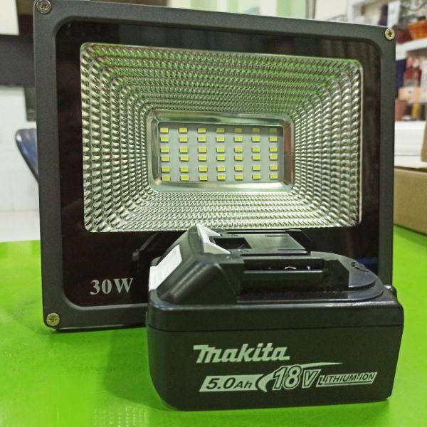 Bảng giá Đèn led 30W dùng pin Makita