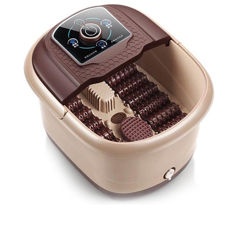 Thùng ngâm châm tự động massage trị liệu đa năng - Máy ngâm chân massage thư giãn có hồng ngoại - Bồn ngâm chân massage giữ nước nóng. nhập khẩu