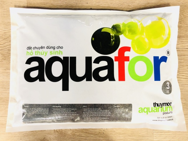 Phân Nền Thủy Sinh Aquafor Topsoil 3L (Tương Đương: 2.5kg)