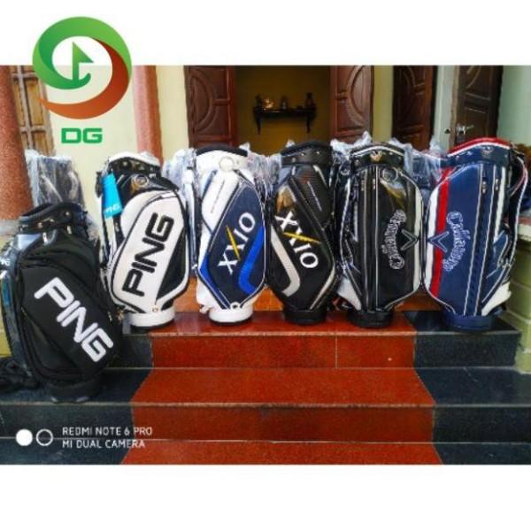 Túi đựng gậy Golf Ping Callaway XXIO mẫu mới  2020