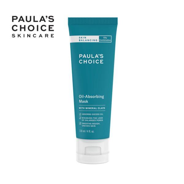 Mặt nạ dành riêng cho da dầu và hỗn hợp thiên dầu Paula's Choice Skin Balancing Oil-Absorbing Mask 118ml-2750 giá rẻ