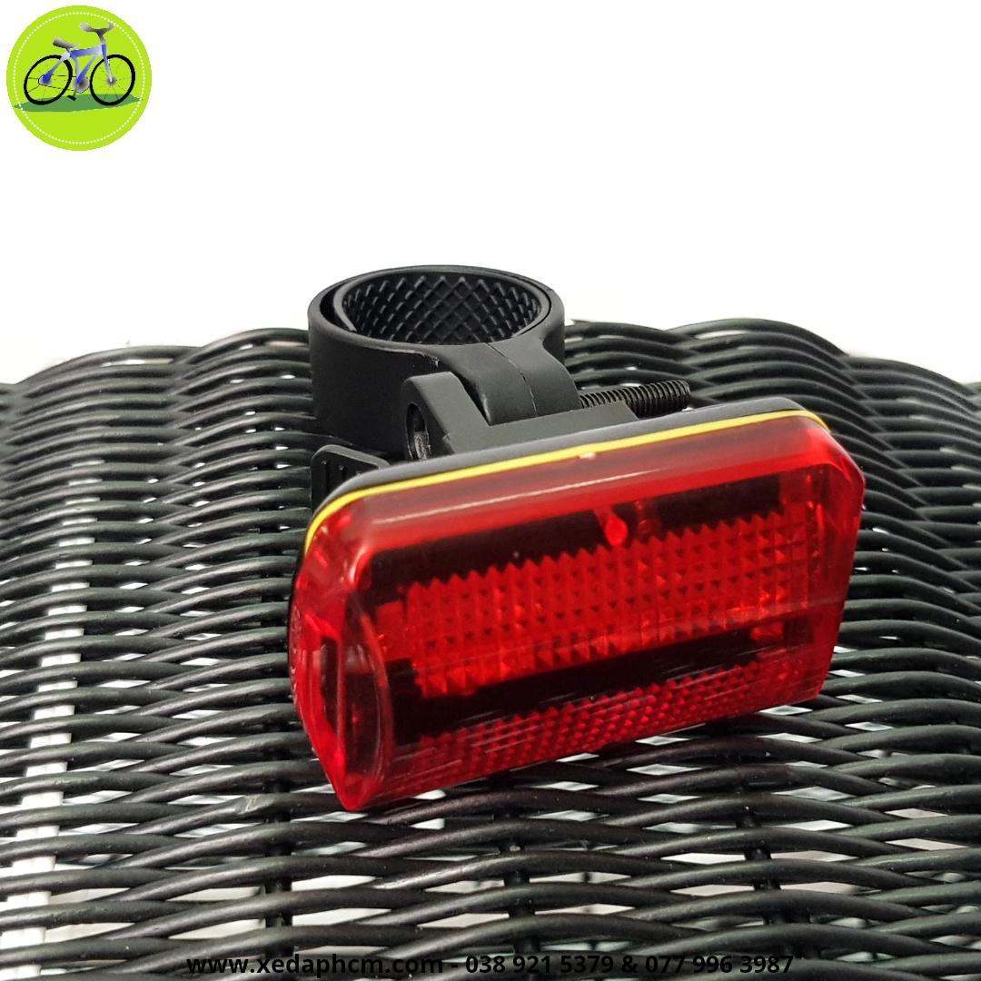 Đèn xe đạp, đèn hậu xe đạp đuôi nháy