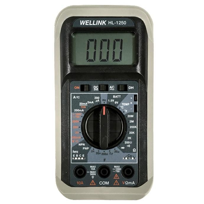 Đồng hồ đo Wellink HL-1250
