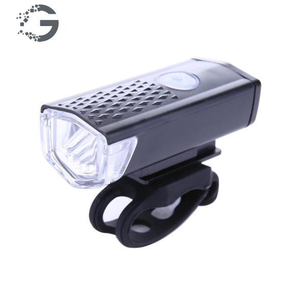 Đèn Trước Xe Đạp 300LM, Đèn LED CREE Sạc USB Cho Xe Đạp