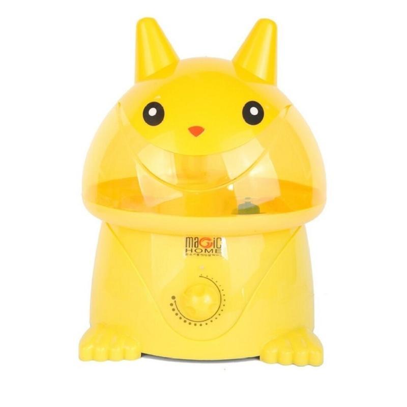 Bảng giá Máy phun sương hơi nước tạo ẩm không khí tiện dụng Magic Home hình thú (Màu hồng và màu vàng)