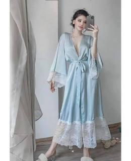 Váy Ngủ Áo Choàng Cao Cấp 2In1 - Blingerie thumbnail