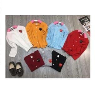 Áo khoác Cardigan cho bé từ 8kg - 20kg, Áo khoác len cho bé gái, Áo khoác Cardigan sành điệu cho bé gái, Cardigan cho bé trai, Áo khoác len cho bé trai, Áo khoác kiểu Hàn Quốc cho bé, Áo khoác len giá rẻ thumbnail
