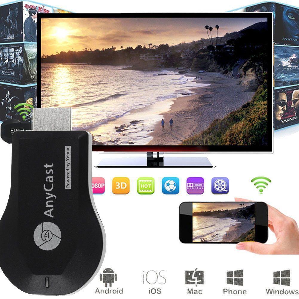 Bảng giá HDMI Không Dây ANYCAST M4 Plus/M9 Plus 2018 - Tốc Độ Kết Nối Siêu Nhanh (Dùng cho android/IOS) Điện máy Pico